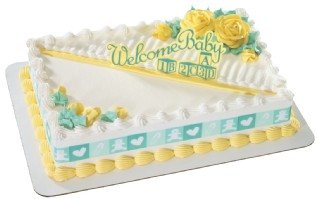 Welcome Baby - 30119