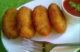 Vegetable Cutlet (4pc)
