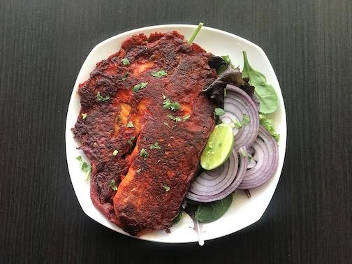Grilled Masala Fish