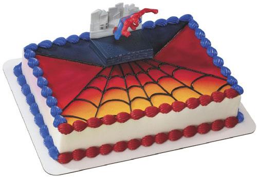 Spiderman Birthday Greeting - 13076