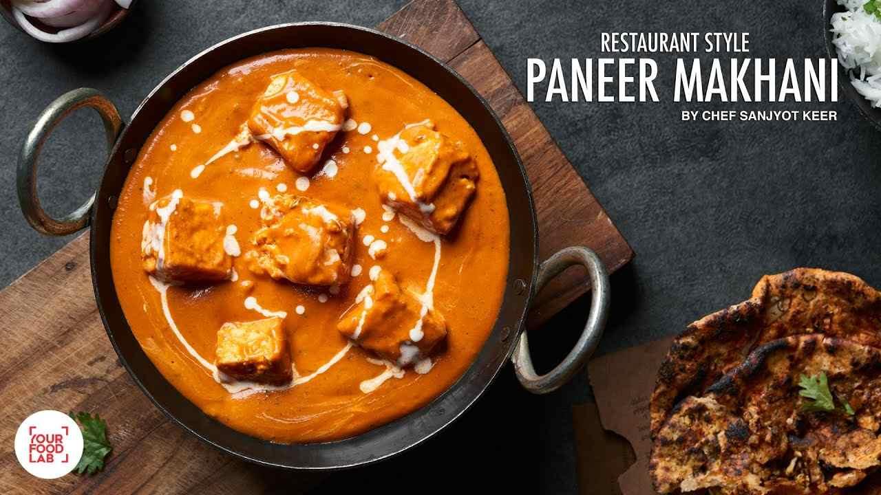 Paneer Makhni / Butter Masala
