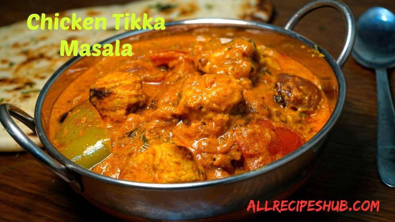 Chicken Tikka Masala (Chefs Specialty)