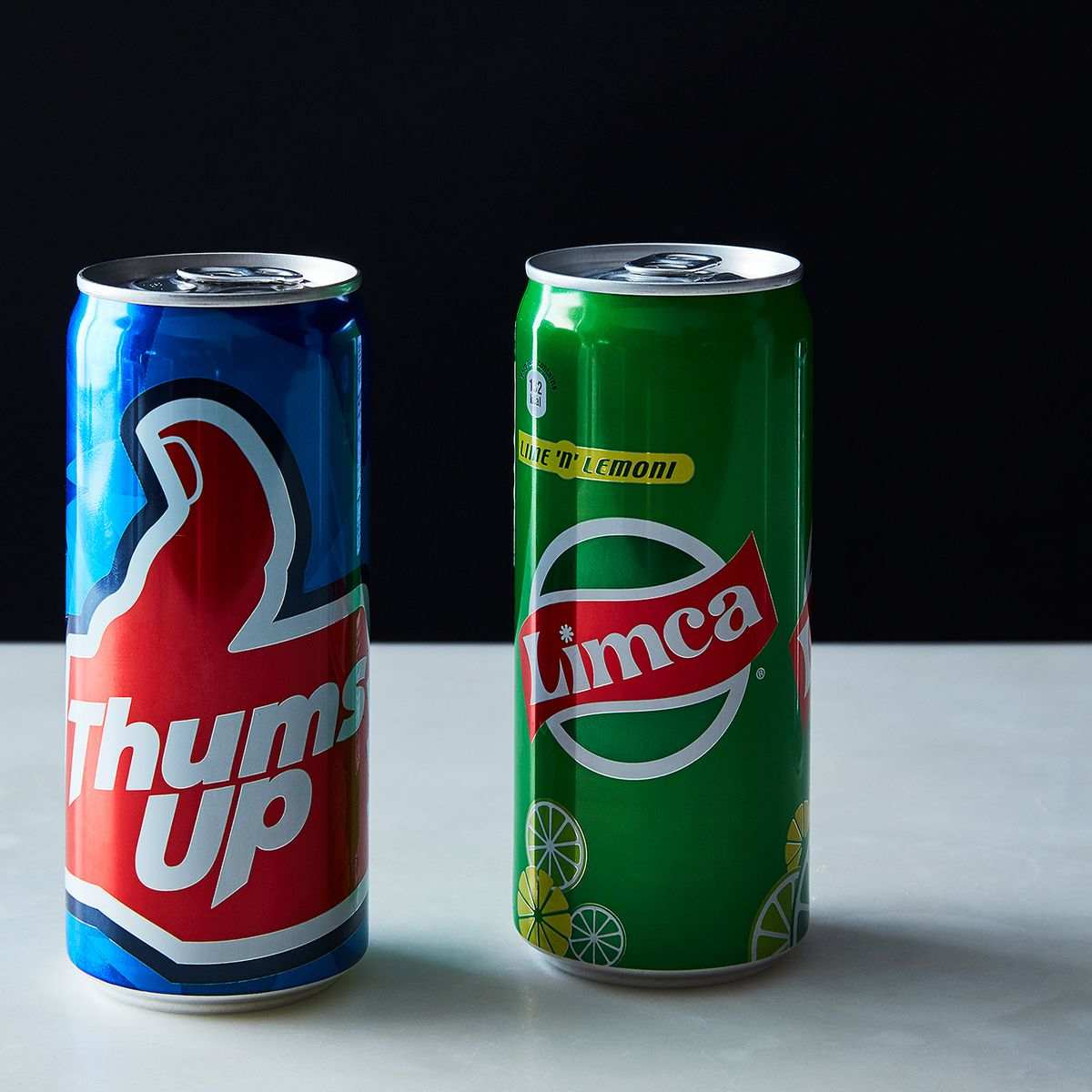 Thumps And Limca