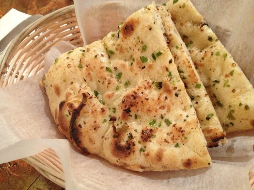 Chili Garlic Naan