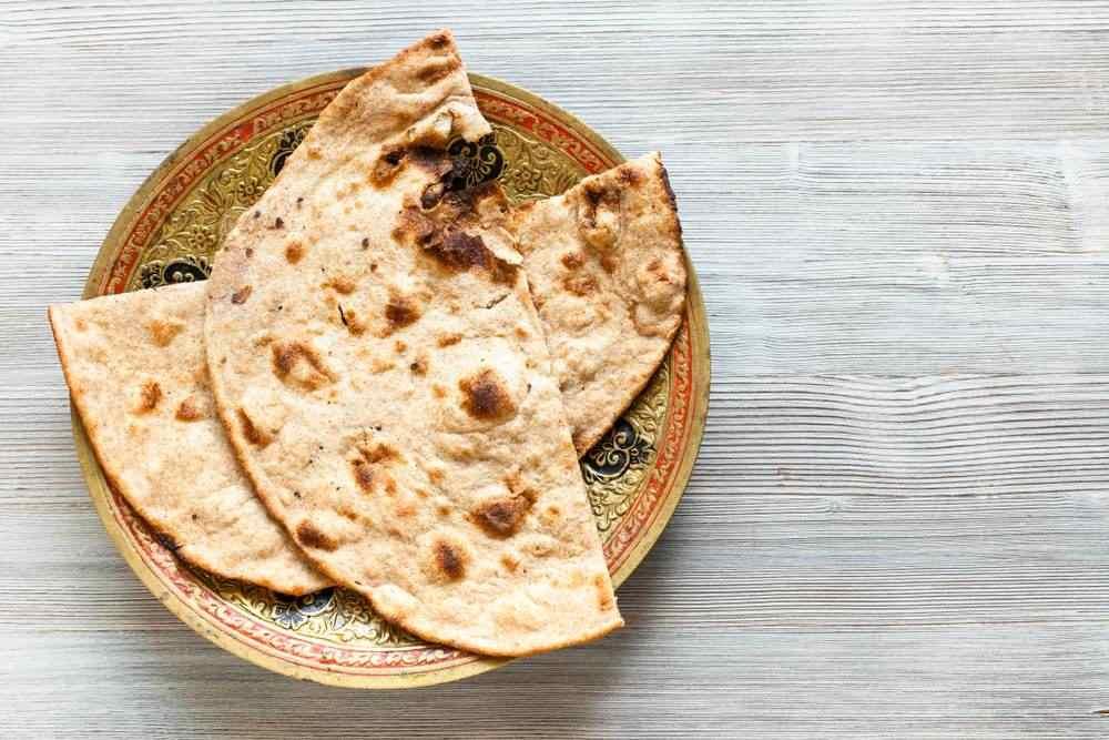 Plain Tandoori roti