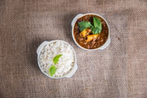 Gongura Mutton Curry (Chefs Specialty)