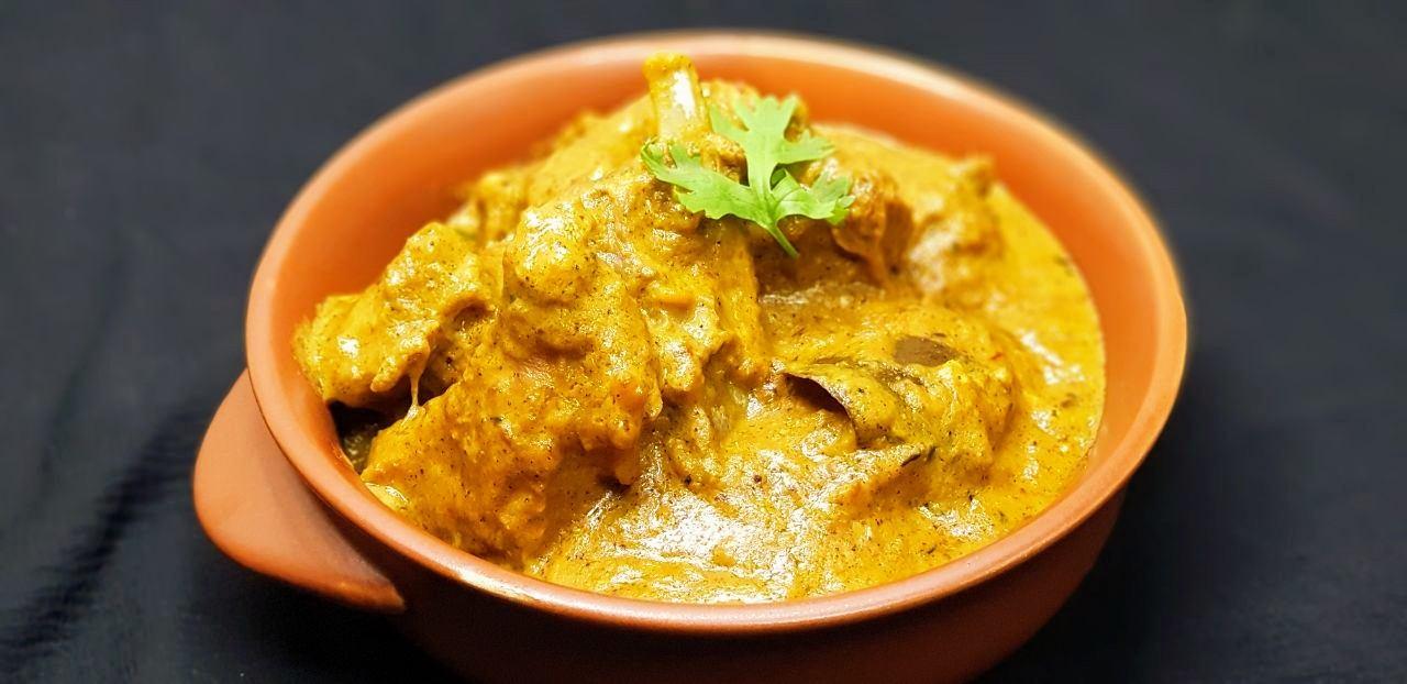 Mutton Mughlai