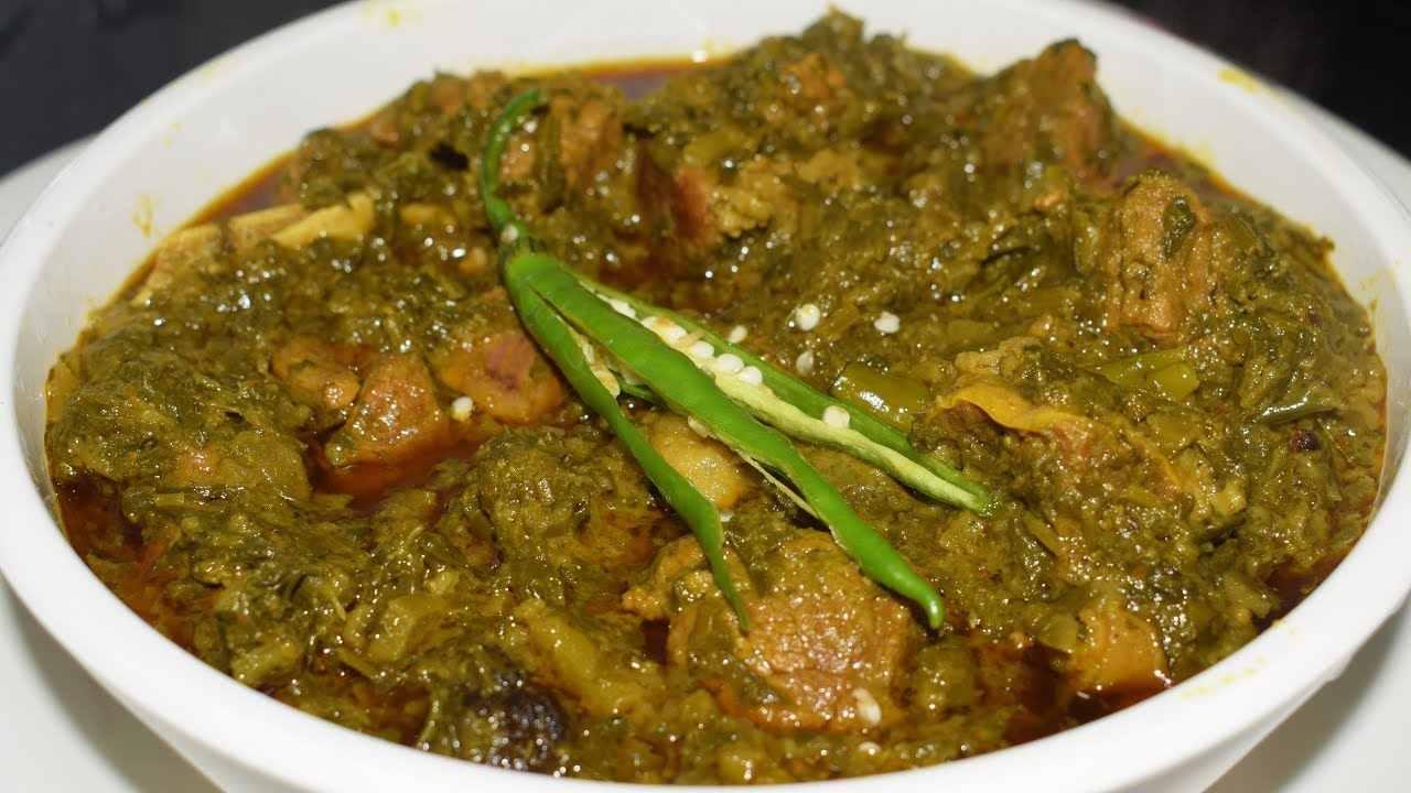 Mutton Saag