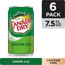 Canada Dry(Ginger Ale)