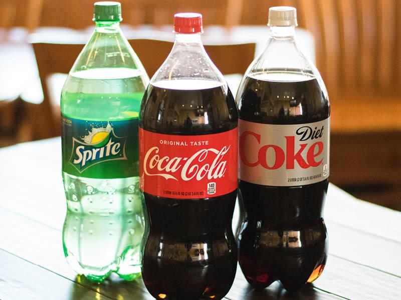 Coke 2Ltr