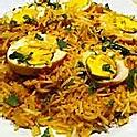 Vijayawada Egg Biryani