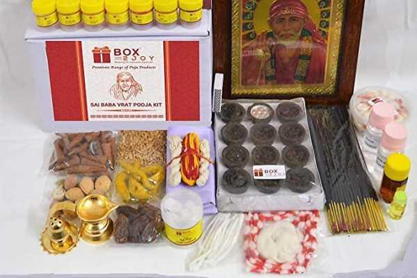 Donate for Puja Samagri