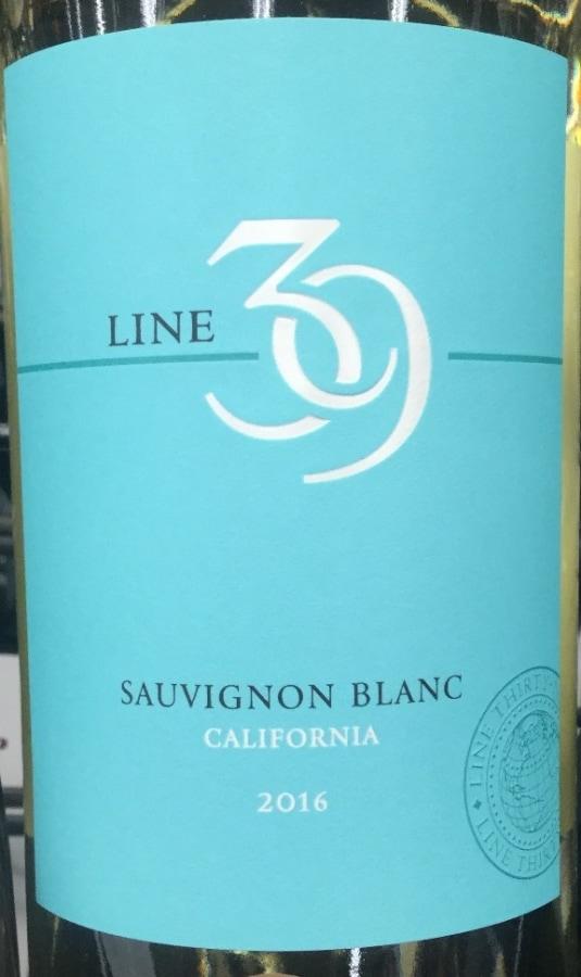 Line 39 Sauvignon Blanc