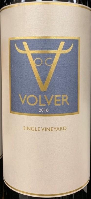 Bodegas Volver Bottle