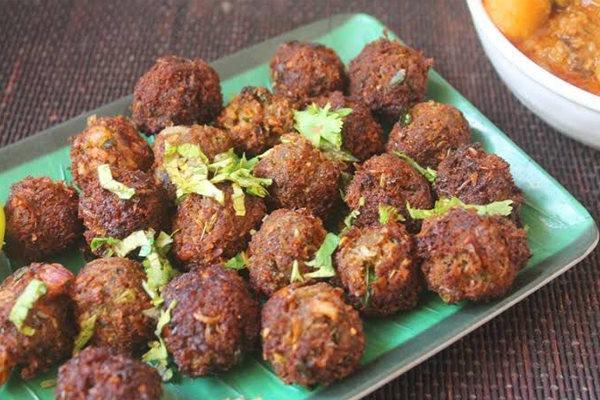 Mutton Kheema Balls