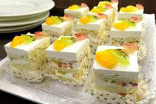 Mixed Fruit Pastry
