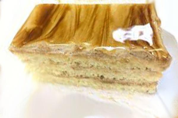 Irish Coffee Pastry