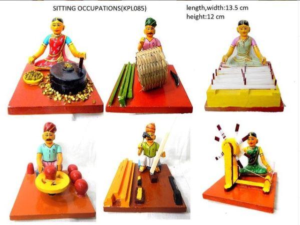 SITTING OCCUPATIONS