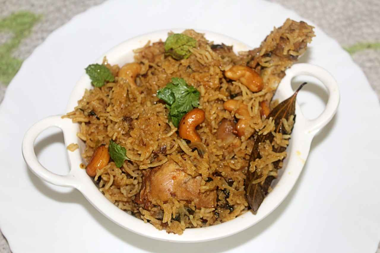 Chicken Pulao - Family Pack