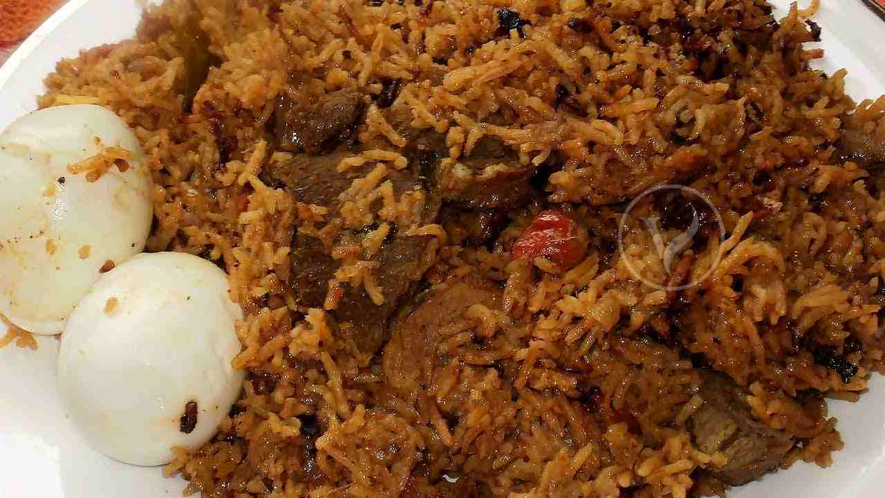 Mutton Pulao - Family Pack