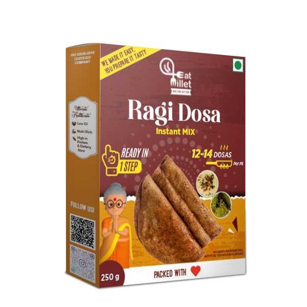 Instant Ragi Dosa Mix
