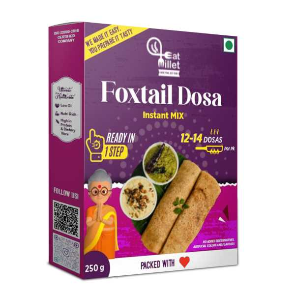 Instant Foxtail Dosa Mix