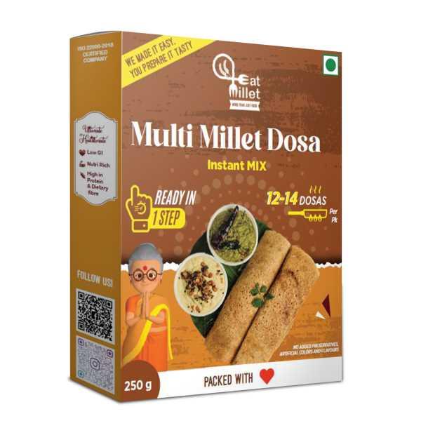 Instant Multi Millet Dosa Mix