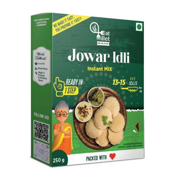 Instant Jowar Idli Mix
