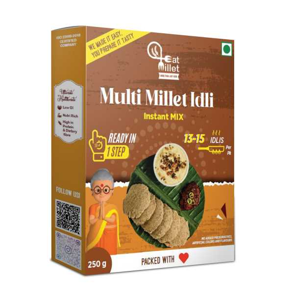 Instant Multi Millet Idli Mix