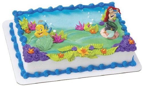 Princess Little Mermaid & Flounder - 11468