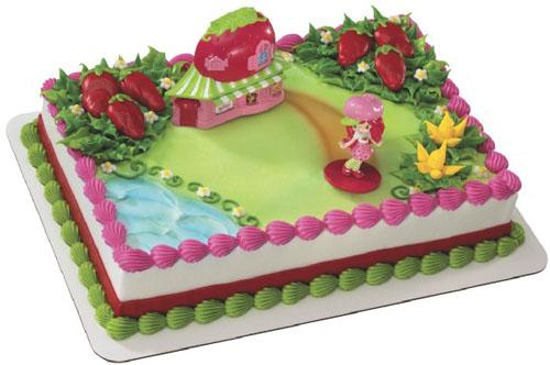 Strawberry Short Cake - Cafe - 12826