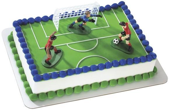 Soccer Kick-Off - 14236