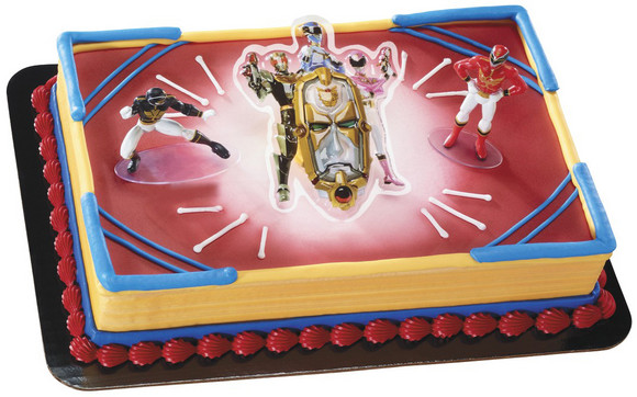 Power Rangers Mega Force - 17052