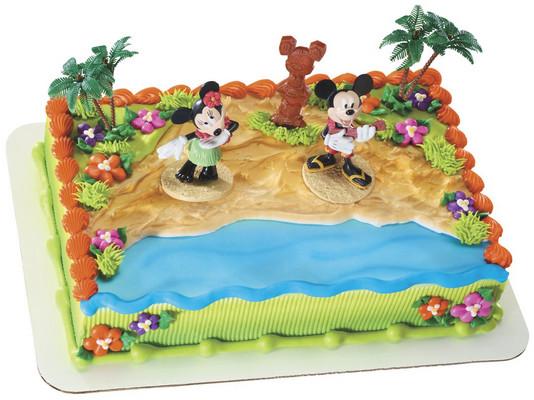 Mickey & Friends Luau Party - 15015