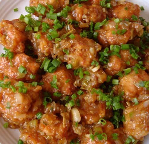 Chicken Manchuria