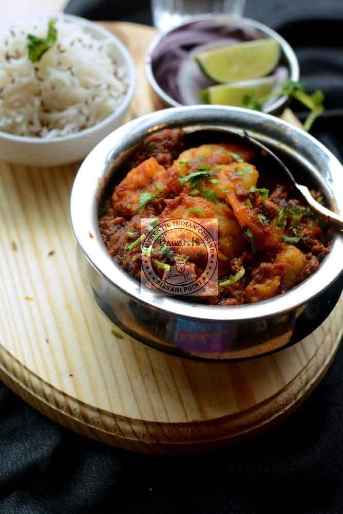 Konkani Shrimp Masala