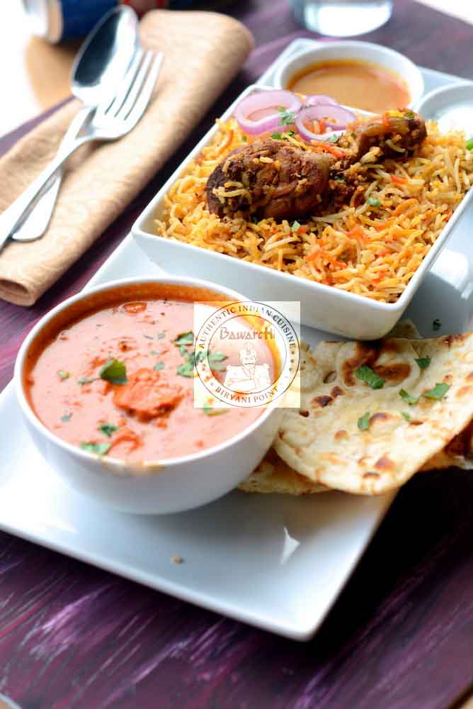 Bawarchi Biryani Combo L (Chicken)