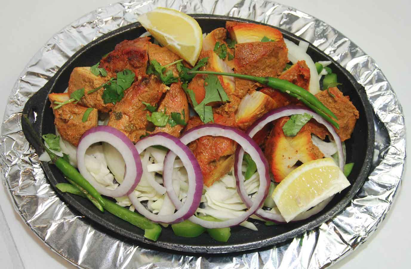 Chicken Tikka Sizzler