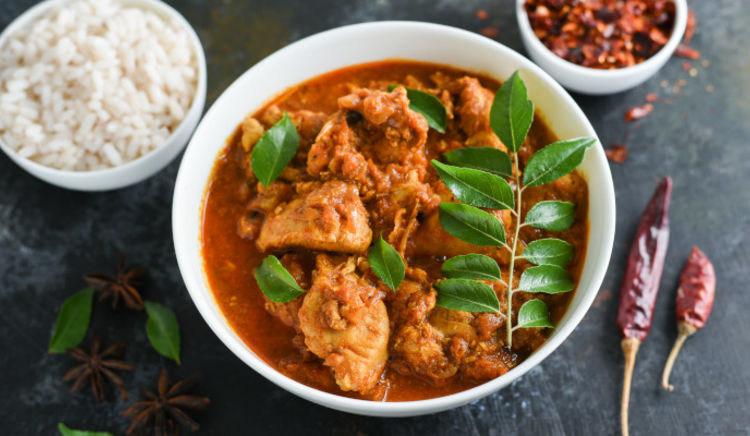 Chicken Chettinadu (Chefs Specialty)