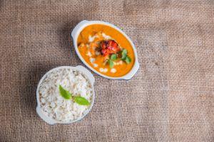 Karaikudi Goat Curry