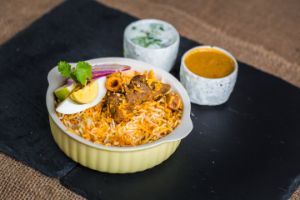 Vijayawada Special Boneless Chicken Biryani - Family Pk