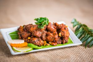 Mutton Pepper Fry (Chef's Special)