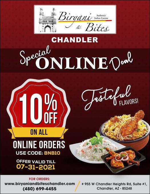 Weekend Special Online Deal