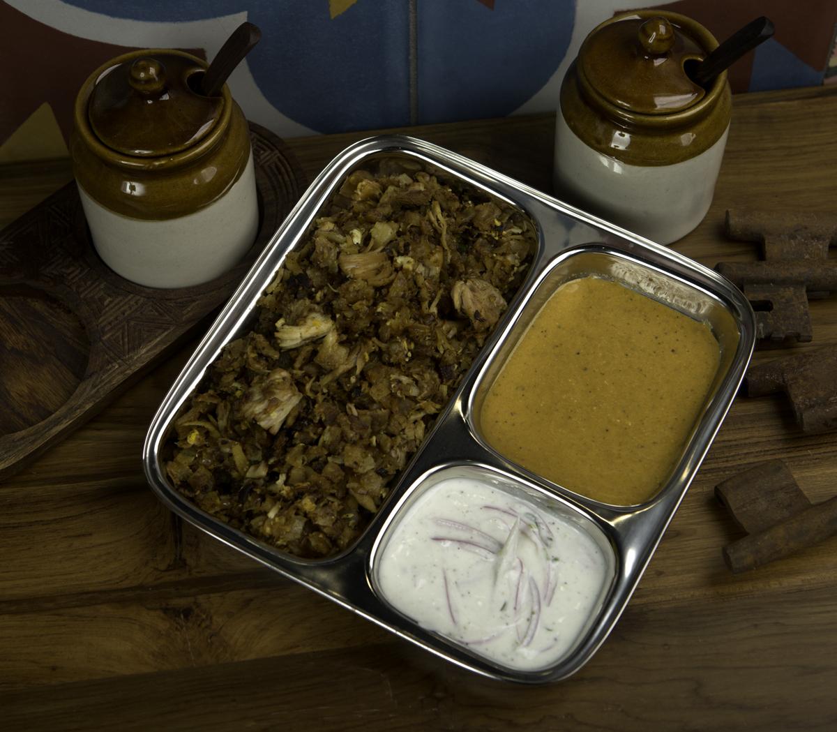Chicken Kothu Parota