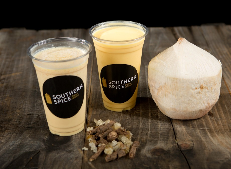Jigarthanda Mango, Lassi & Coconut Water