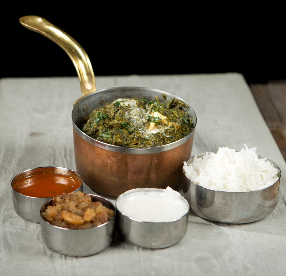 Saag Chicken