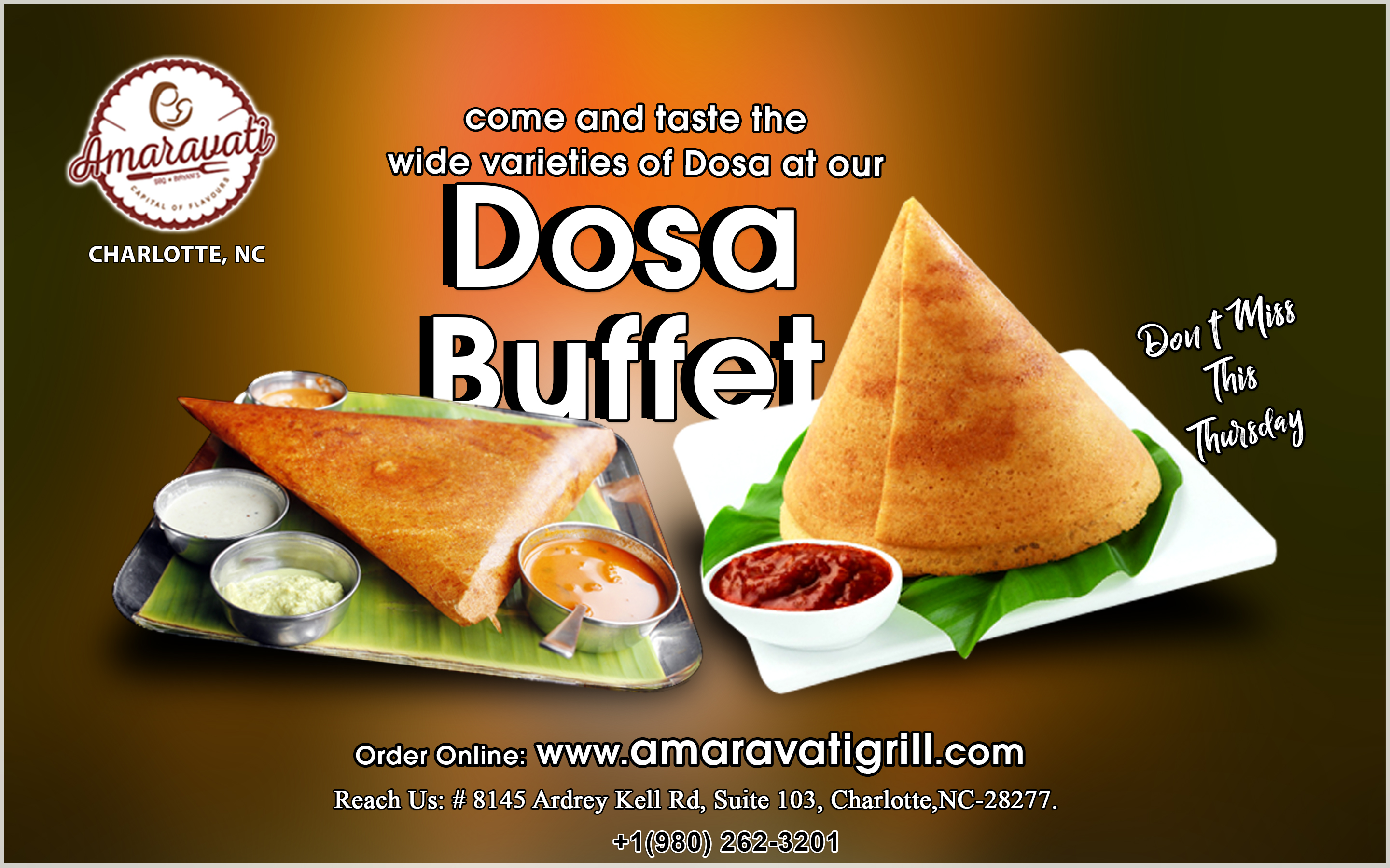 Dosa Night