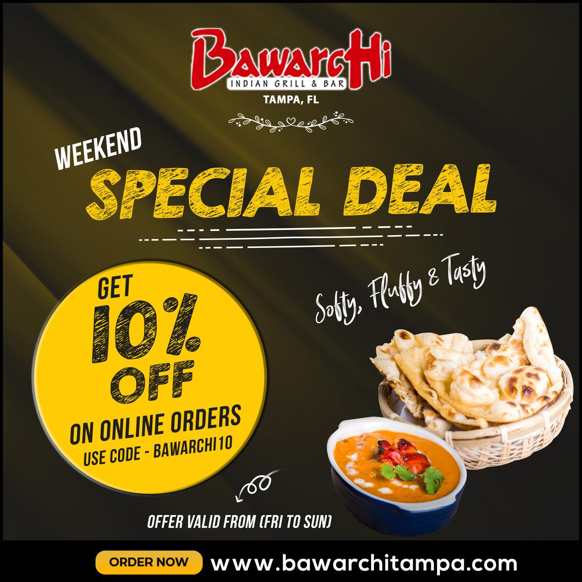 Weekend Special Deal