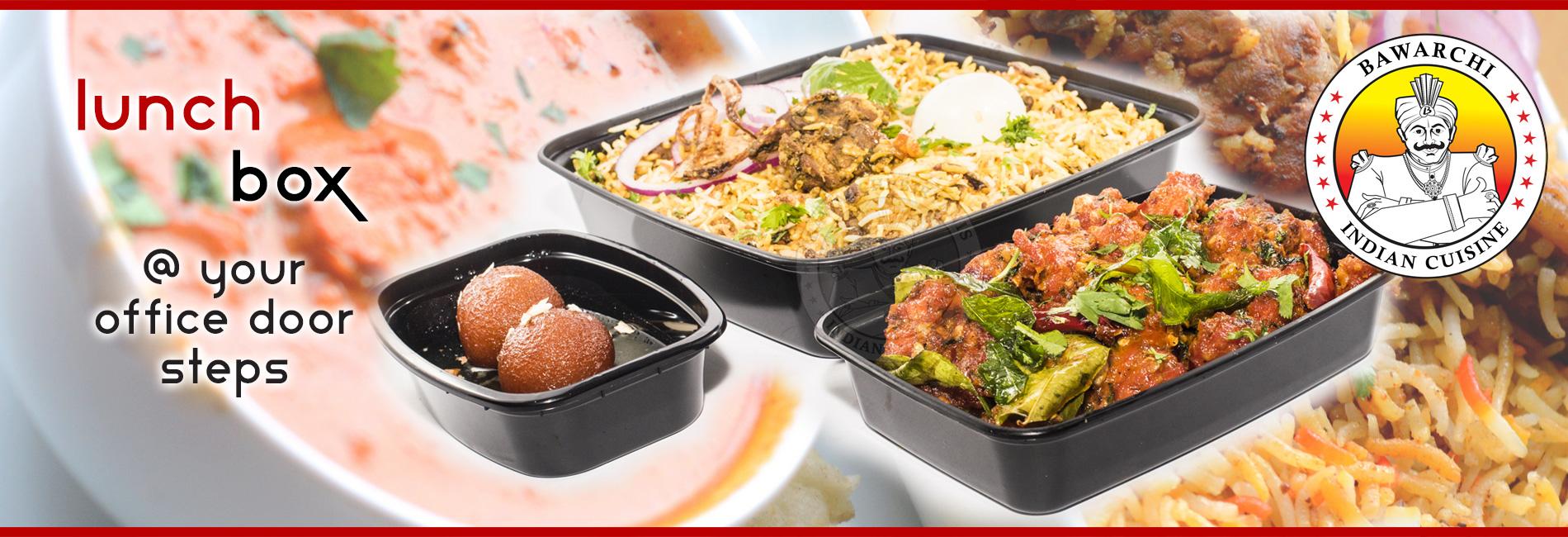 Bawarchi Biryanis Food