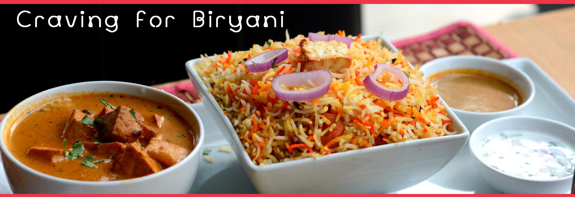 Bawarchi Biryanis - #1 Indian Restaurant in USA... Over 25+ biryanis....